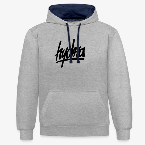 Hydra - Sweat-shirt contraste