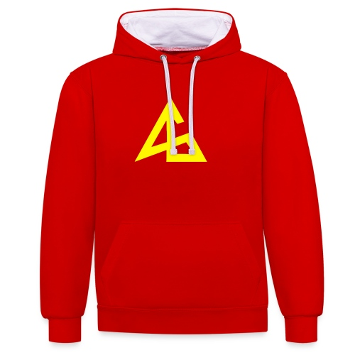 Andemic - Sweat-shirt contraste