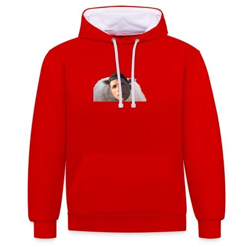 TVS het Armo Schaap en SHIT - Contrast hoodie