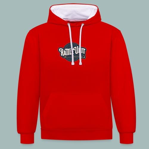 Rattle Unit - Contrast hoodie