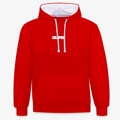 collipso - Contrast Colour Hoodie