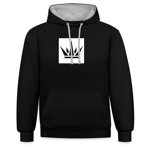 King T-Shirt 2017 - Contrast Colour Hoodie