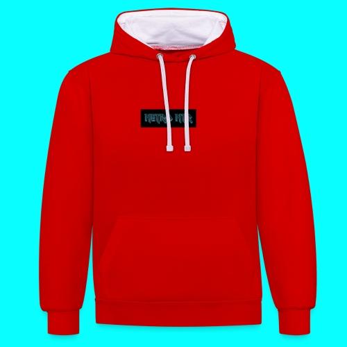 coollogo_com-6222185 - Contrast hoodie