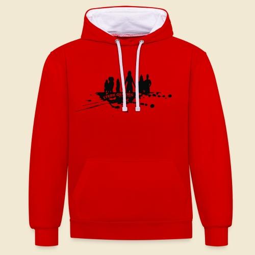 Sterk Genoeg by Natasja Poels limited edition - Contrast hoodie
