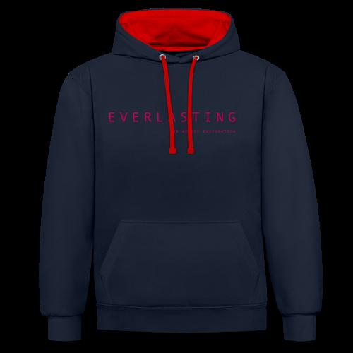 Everlasting TNC - Contrast Colour Hoodie
