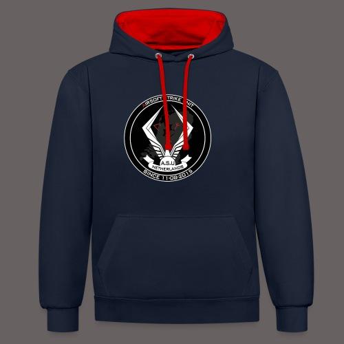 ASU - Contrast hoodie