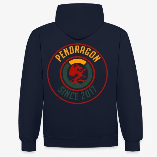 pendragon adaptable - Sweat-shirt contraste