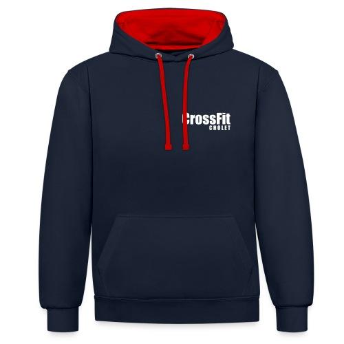 Crossfit Cholet - Sweat-shirt contraste