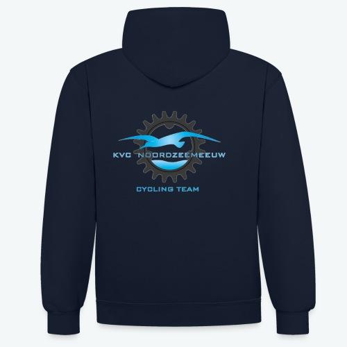 kledijlijn NZM 2017 - Contrast hoodie