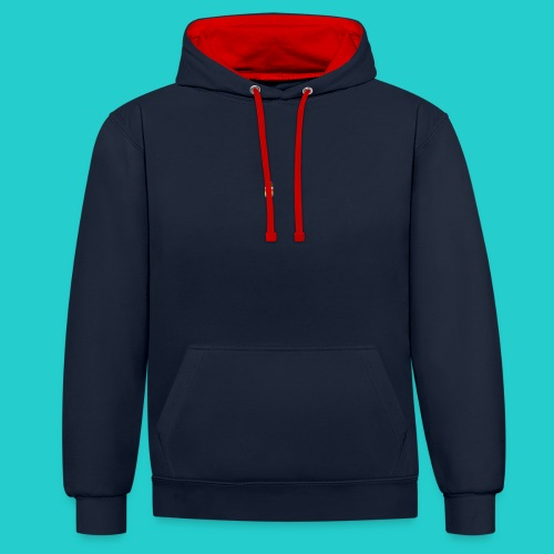 My Awesome Popsicle - Contrast Colour Hoodie