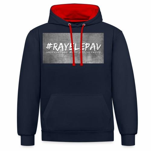RAYELEPAV GROS MUSIC jpg - Sweat-shirt contraste