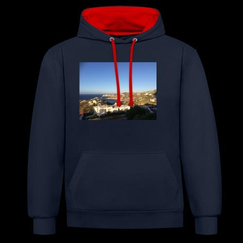 creece - Contrast hoodie