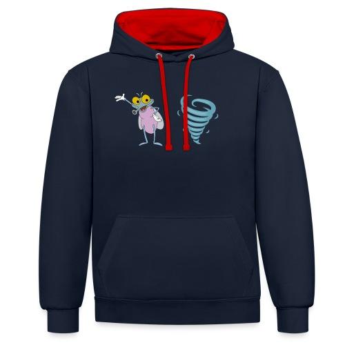 MuggenSturm - Shirt 02 - Kontrast-Hoodie