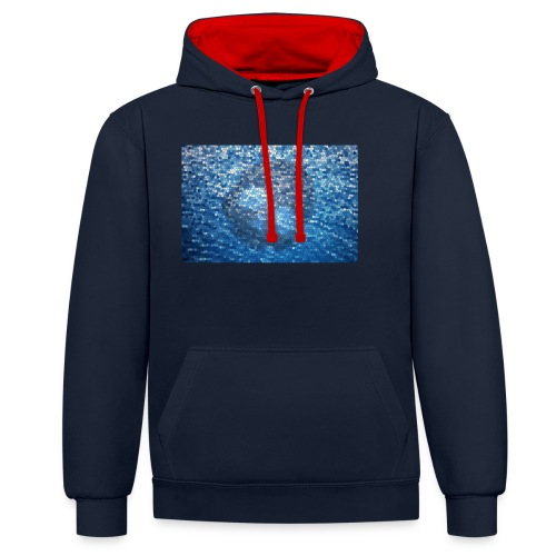 unthinkable tshrt - Contrast Colour Hoodie