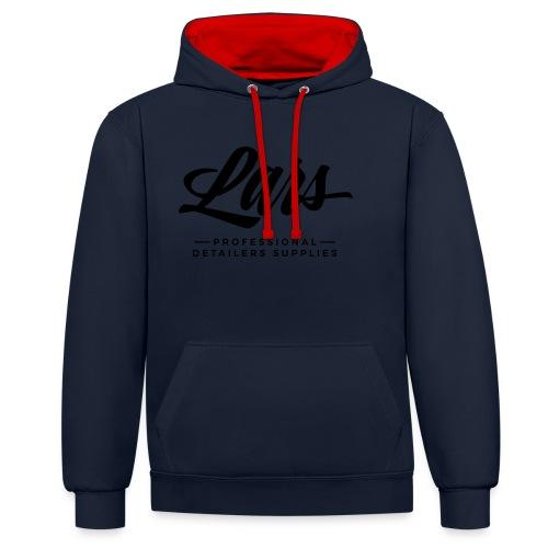 LARS Professional Detailers Supplies - Contrast hoodie