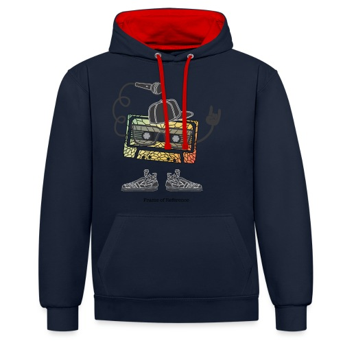 Make Some Noise! - Contrast hoodie