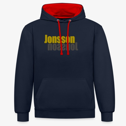 Jonsson 2x - Kontrastluvtröja