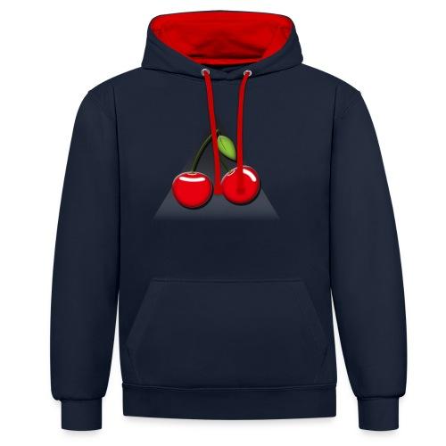cherryade - Contrast Colour Hoodie