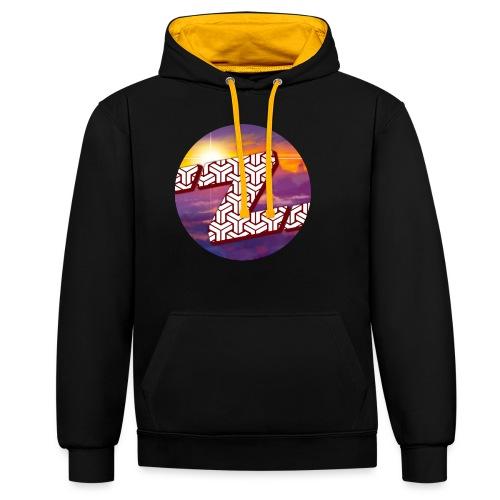 Zestalot Merchandise - Contrast Colour Hoodie
