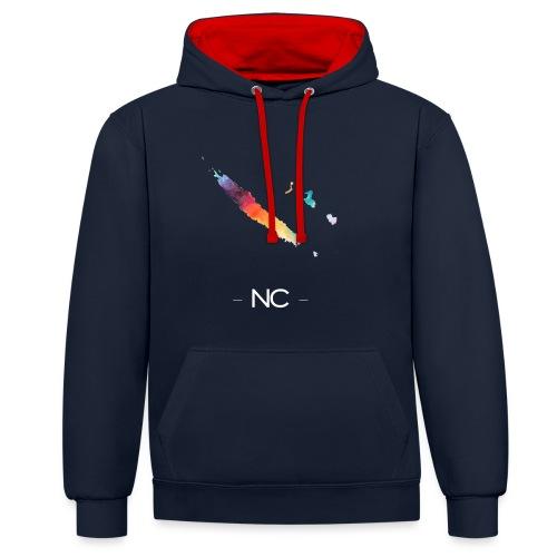 NC - Sweat-shirt contraste