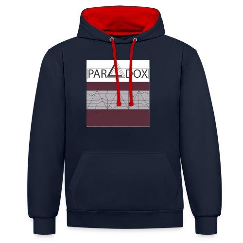 Iphone case jpg - Contrast hoodie