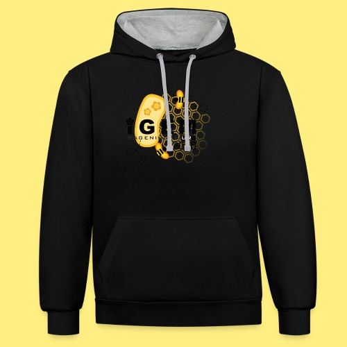 Logo - mug - Contrast hoodie