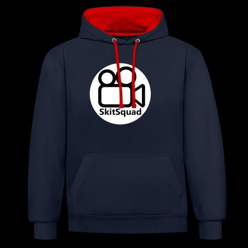 SkitSquad - Contrast Colour Hoodie