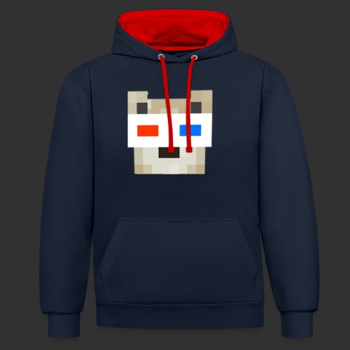 JRG logo Merch. - Contrast hoodie