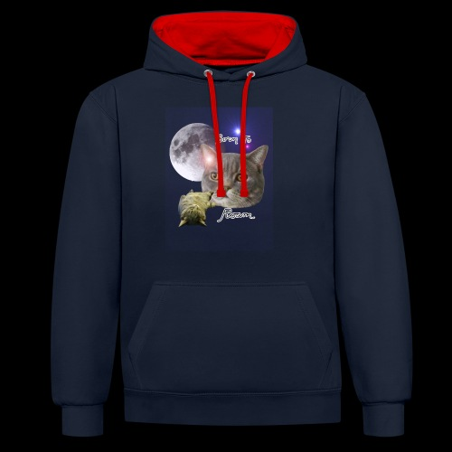 Epic Sieni Shirt - Kontrastihuppari