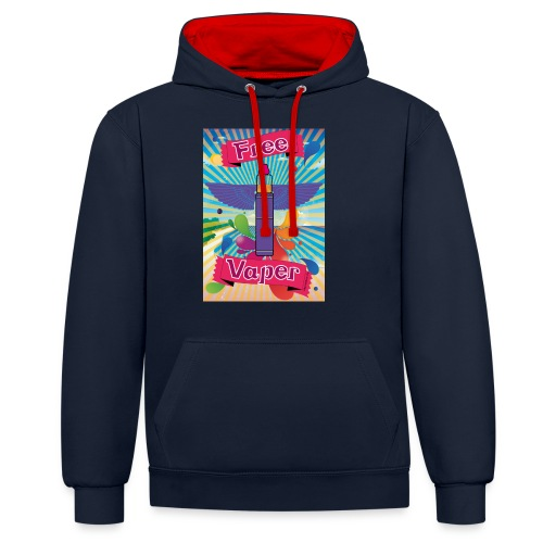 hawai png - Sweat-shirt contraste