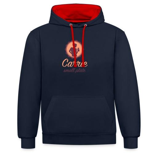 CSP_logo_Oct2016 - Contrast Colour Hoodie