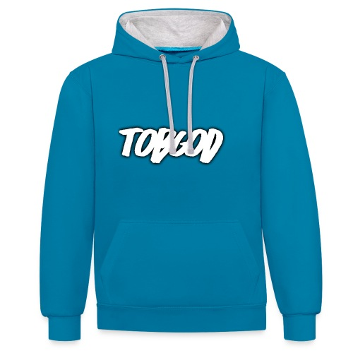 TobGod - Contrast Colour Hoodie