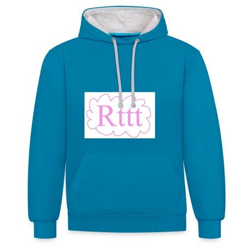 Rttt - Kontrast-hettegenser