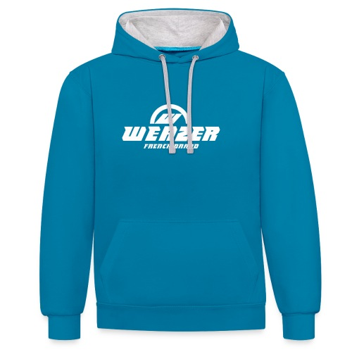 Weazer - Sweat-shirt contraste