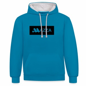 Mazza Merchandise The Starter - Contrast Colour Hoodie