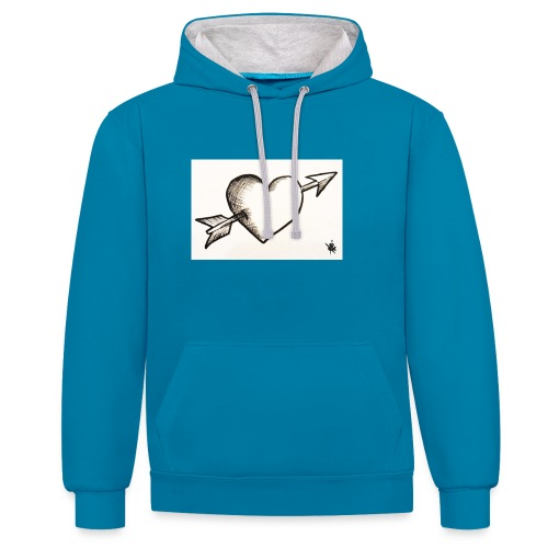 Break Heart - Sweat-shirt contraste