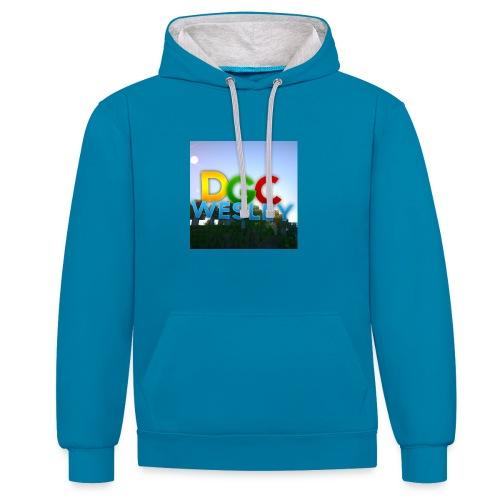 DGC - Contrast hoodie