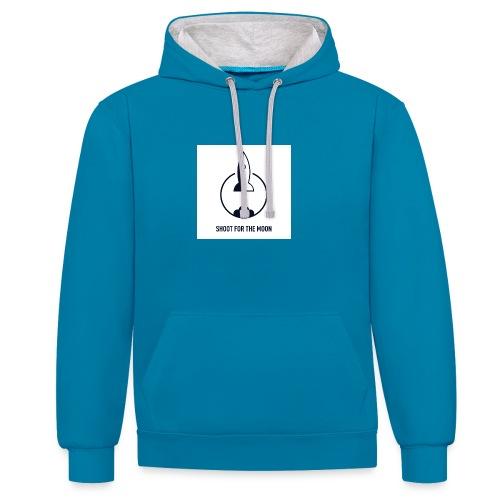 SFTM dev 15 april 01 - Contrast hoodie