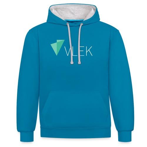 AF VL Vlek Logo Jacke 13 - Kontrast-Hoodie