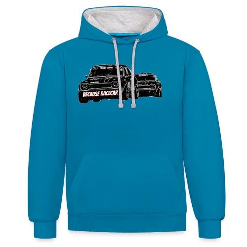 Racecar - Sweat-shirt contraste