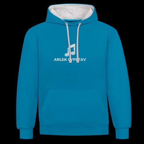 ARLEK CYPETAV - Sweat-shirt contraste