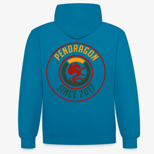pendragon adaptable - Sweat-shirt contraste
