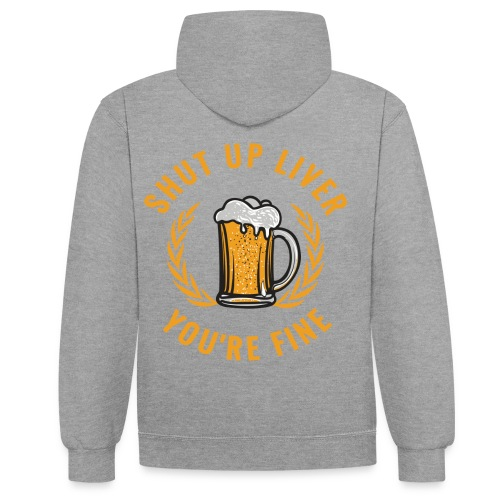 Beer Design - Kontrastihuppari