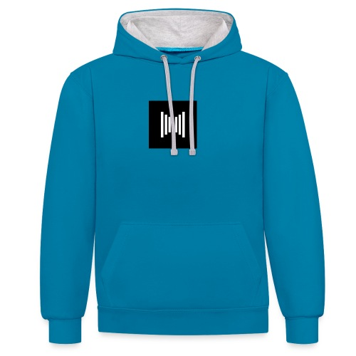 Future House Nation - Contrast hoodie