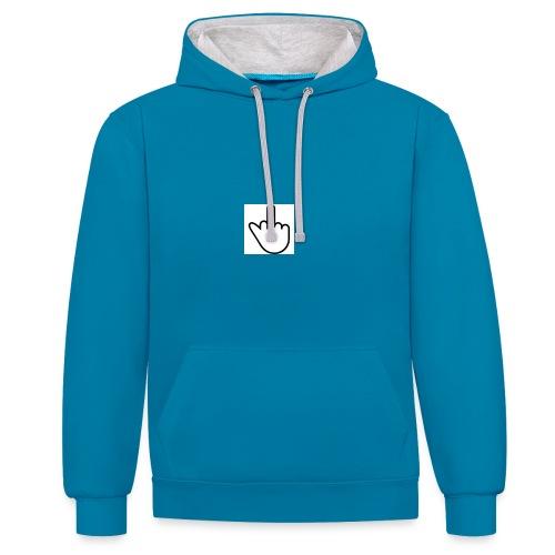 pitbull - Contrast hoodie