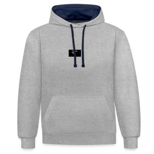 Team Delanox - Sweat-shirt contraste