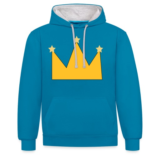 kroon - Sweat-shirt contraste
