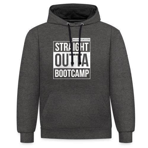 Suoraan Bootcampilta - Kontrastihuppari