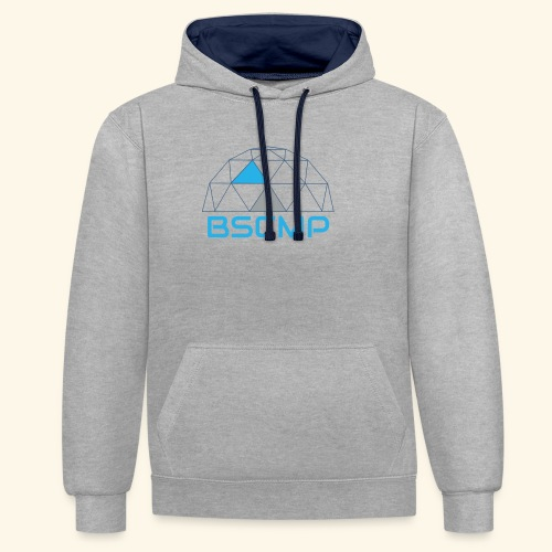 BSCMP - Contrast hoodie