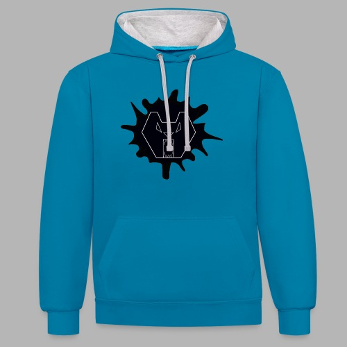 Bearr - Contrast hoodie